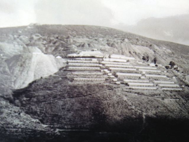 The old Panasqueira Mines village in the 50's, some miners still live here but the majority of them has moved to Barroca Grande village, where the main mine entrance is nowadays.