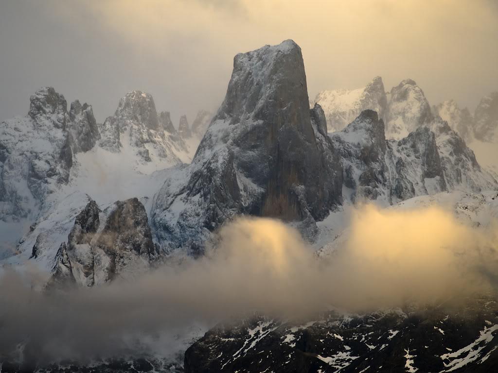 Pico Urriellu, Picos de Europa, Asturias
