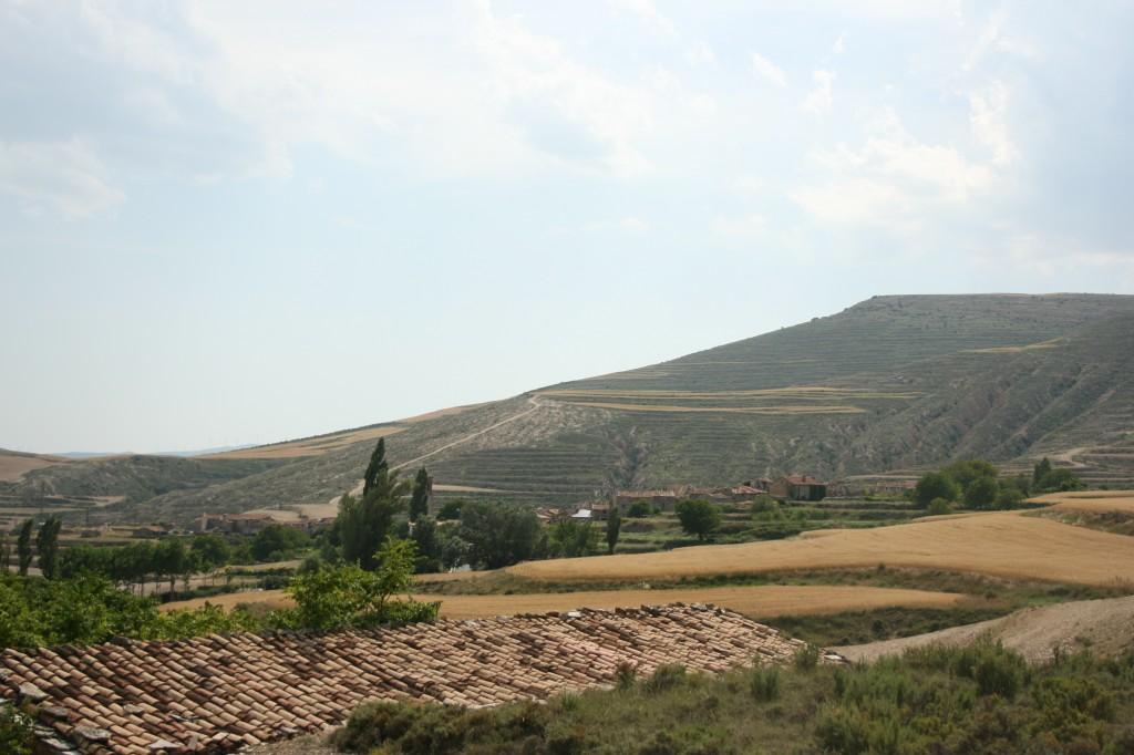 Navajun鉱山の名の由来になった美しい村