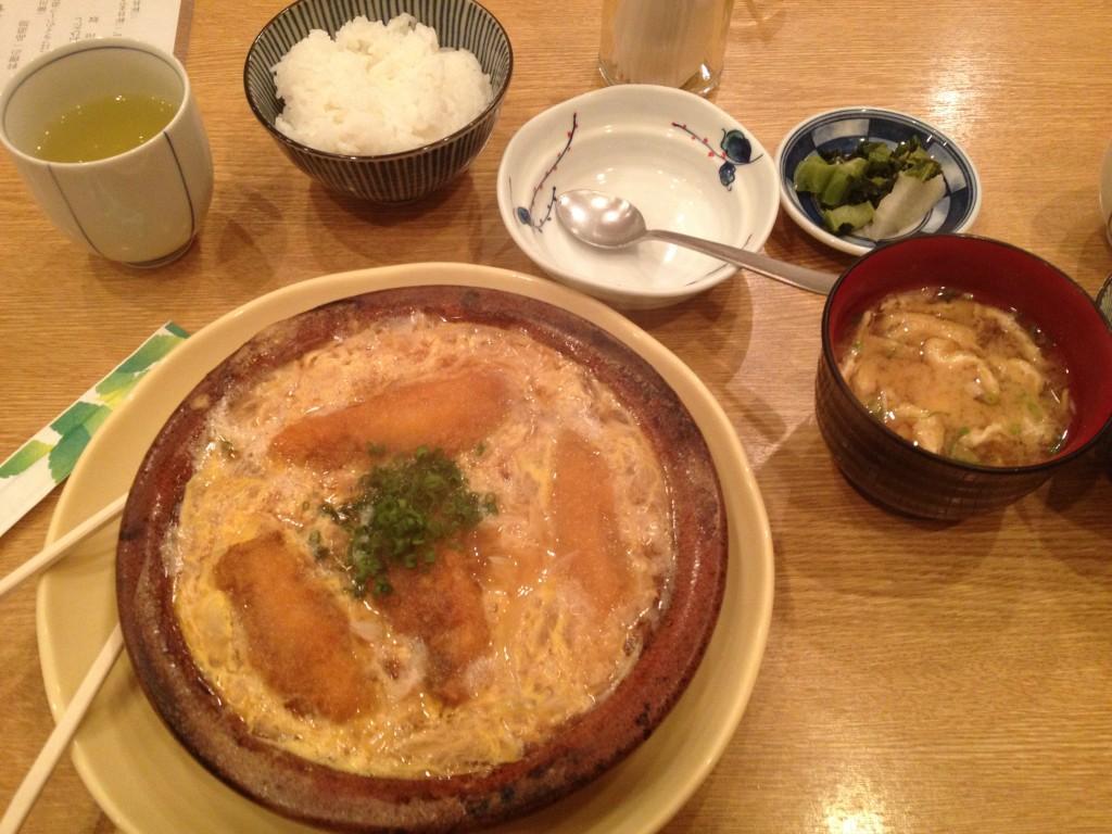 Sardines at Shinjukukappo Nakajima