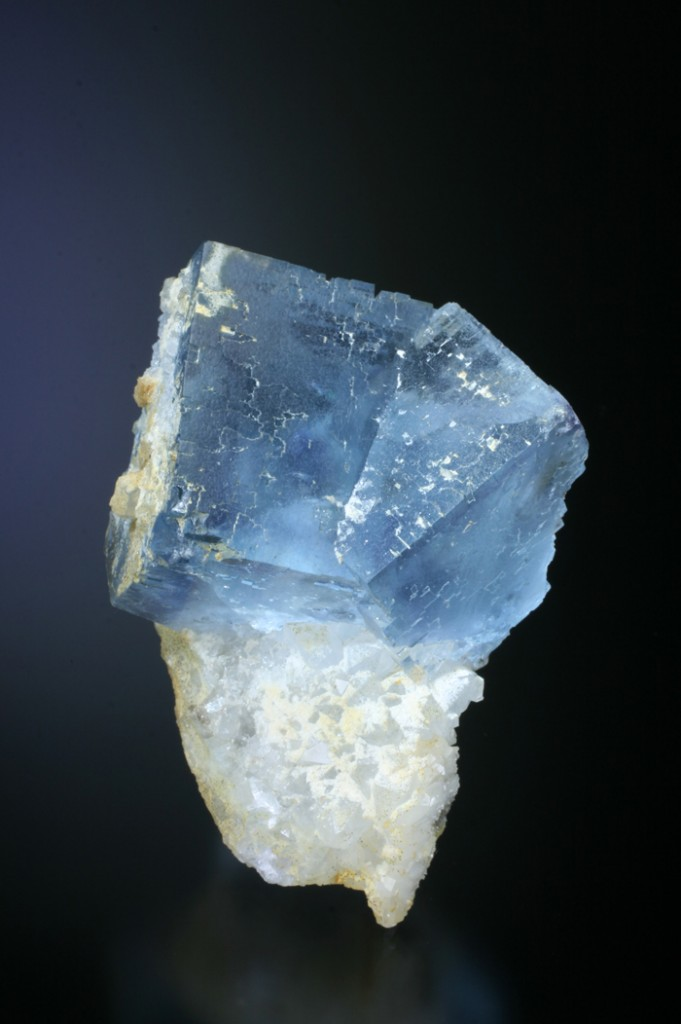 Fluorite from La Viesca, La Collada, Asturias, Spain