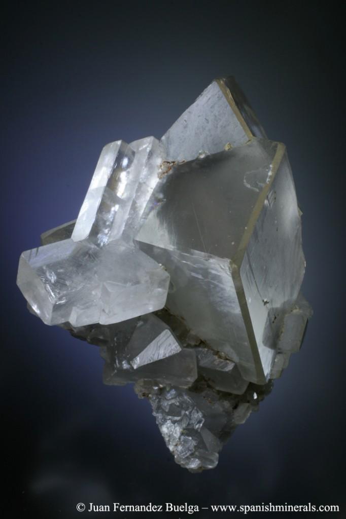 Dolomite crystals, Eugui, Navarra, Spain
