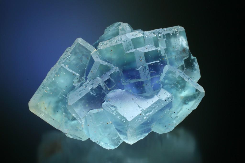 Top quality fluorite