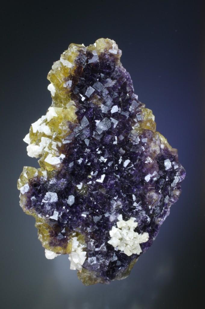 Rare fluorite