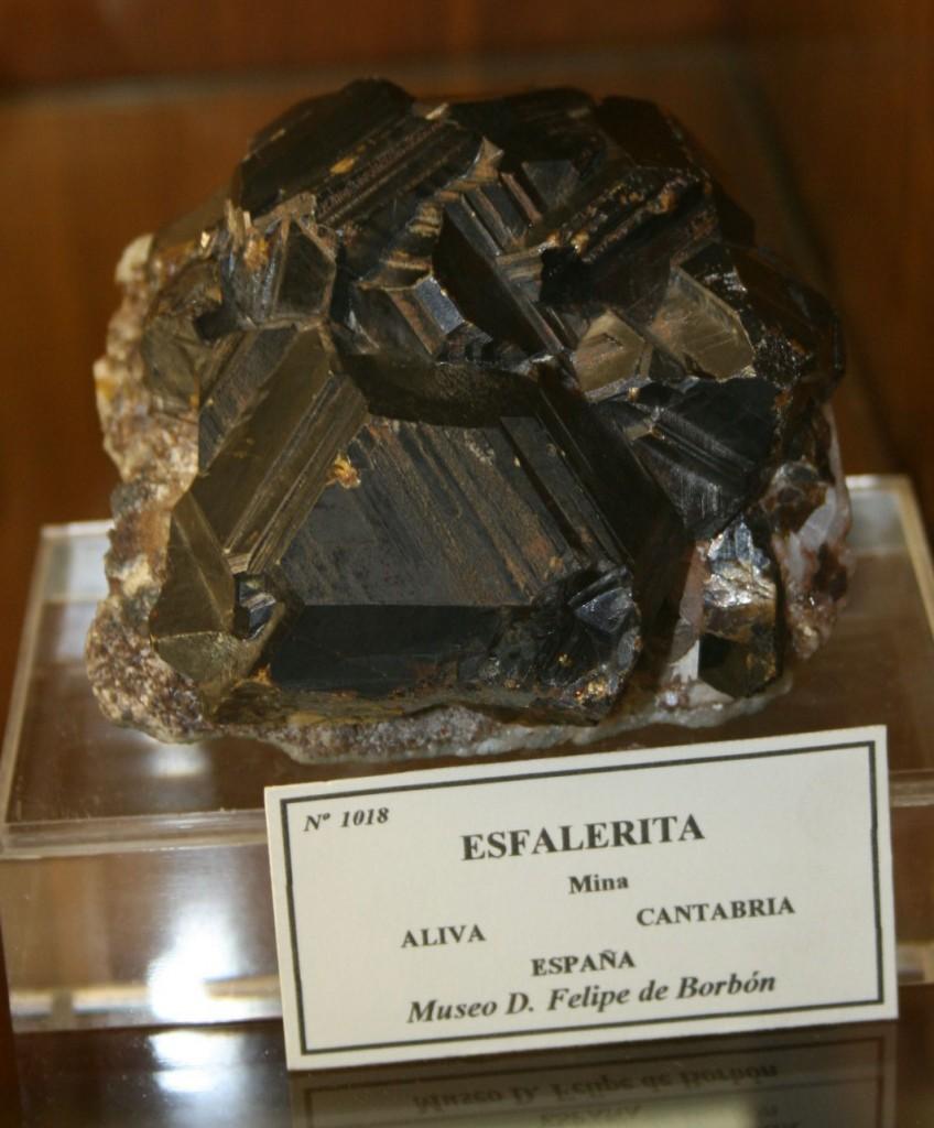 Sphalerite Spain