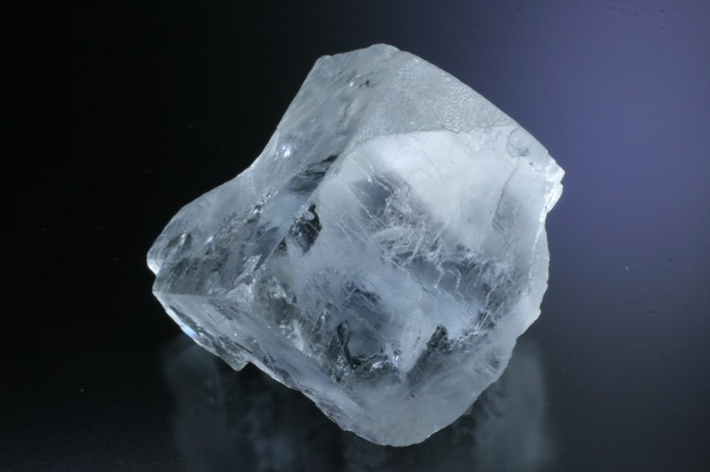 蛍石 Emilio鉱山、Asturias州、スペイン