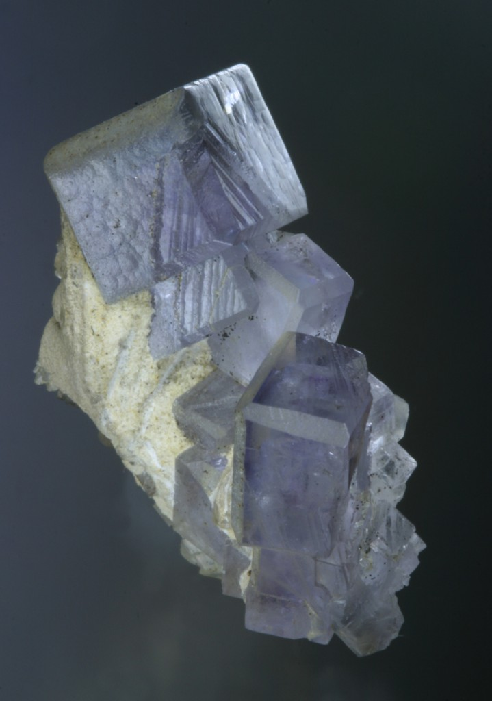 Modified fluorite
