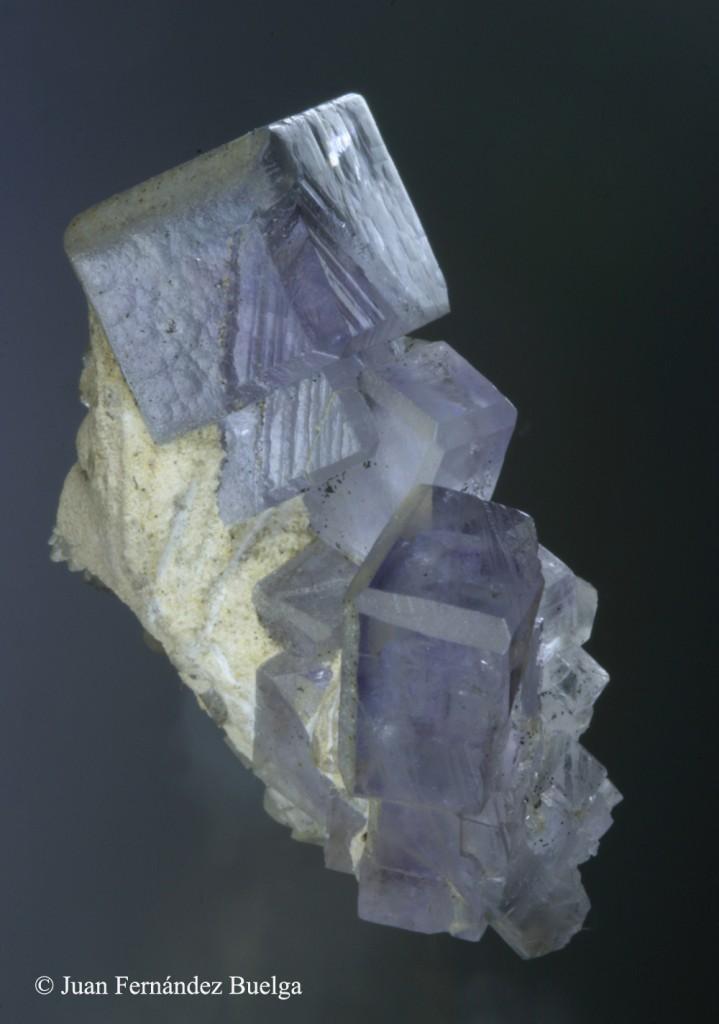 蛍石 La Viesca 鉱山