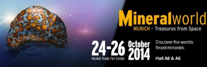 Munich Mineral Fair 2014