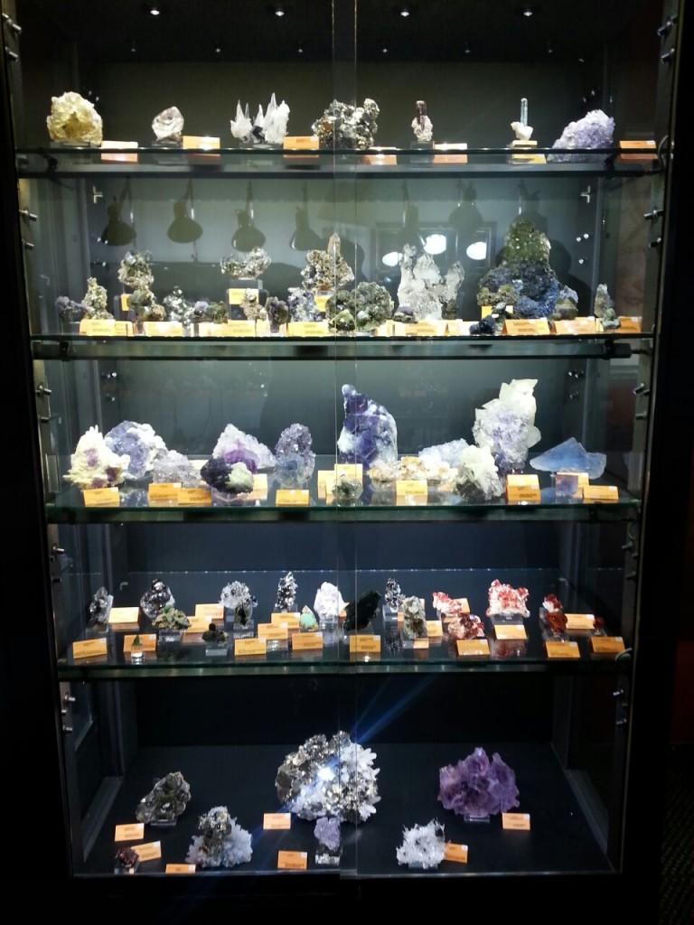 Luis Miguel Burillo minerals.