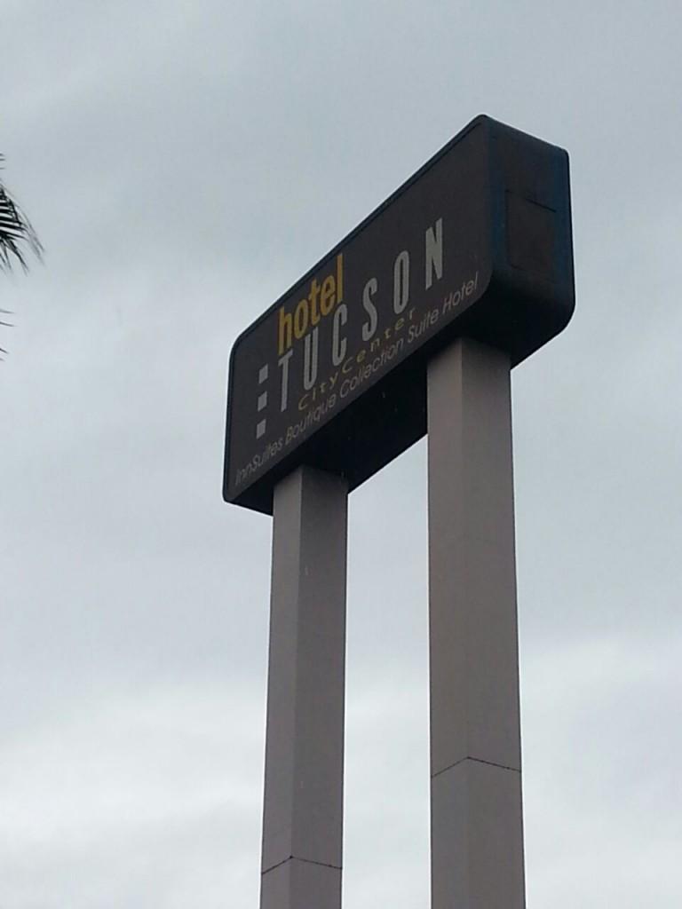 Sign Tucson City Center