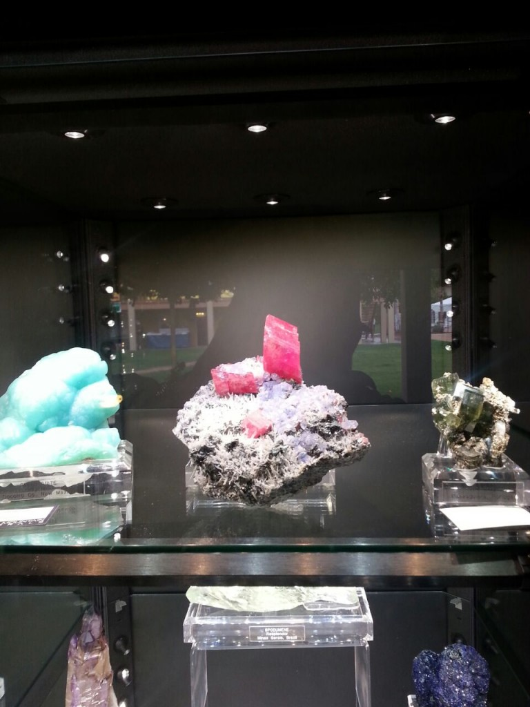 Tucson Mineral Show 2015